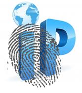 IP huella digital
