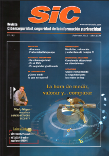 Portada Revista SCI No 103 de Feb 2013