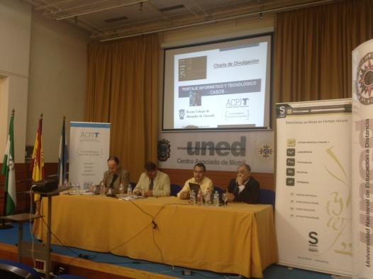 Conferencia Colegio Abogados de Granada