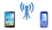 telefono y antena