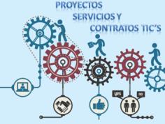 Proyectos servicios y contratos tics