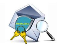 privacidad correo