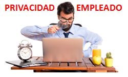 pRIVACIDAD eMPLEADO